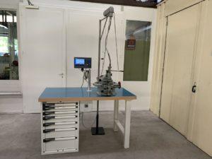 MACHINE A POINTER ET A MESURER HAUSER TYPE M-1