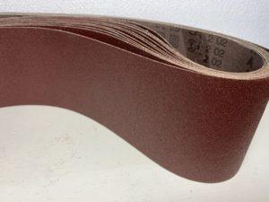 BANDE ABRASIVE HERMES TYPE RB-317 J-FLEX  100x1000