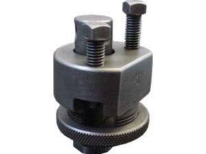 CHANDELLE SCHAUBLIN A 2 VIS pour burins 13x13 mm