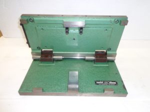 TABLE SINUS NORELEM TYPE 355x190 MM