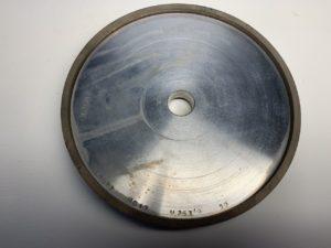 MEULE DIAMANTEE DIAMETAL Ø 175 X 25 X 20 mm