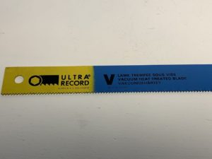 LAME DE SCIE ULTRA RECORD TYPE 350x32x1.60 - 10 dents